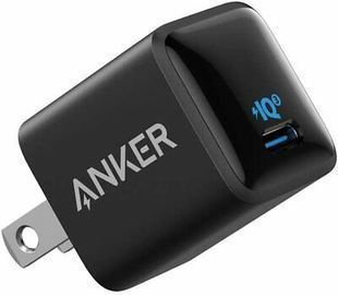 Anker 18W PowerPort III Nano USB C Wall Charger
