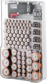 The Battery Organizer Storage Case