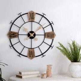 Black 24 Decorative Wall Clock