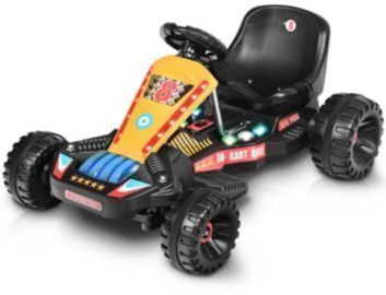 Gymax Go Kart Kids Ride On Car