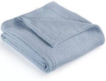 Lauren Ralph Lauren Classic 100% Cotton Twin Blanket