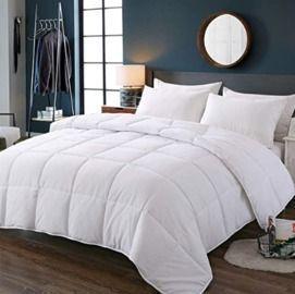 Decroom White Down Alternative Comforter - King