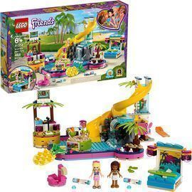 Lego Friends Andrea's Pool Party Building Set