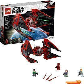 Lego Star Wars Resistance Major Vonreg's Tie Fighter Building Kit