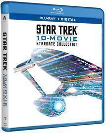 Star Trek 10-Movie Stardate Collection Blu-Ray Set