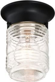 Design House 587220 Jelly Jar 1-Light