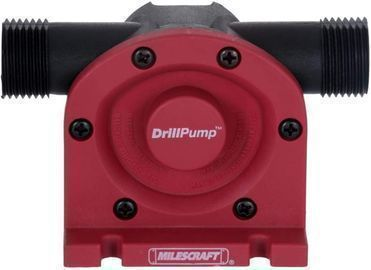 Milescraft DrillPump750 Self-Priming Water Transfer Pump