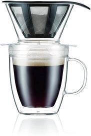 Bodum 12oz Pour Over Coffee Dripper Set