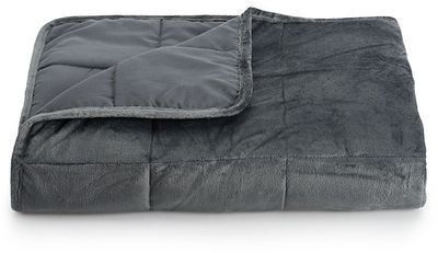 Altavida 12lb Ultra Plush Faux Mink Weighted Blanket