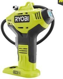 Ryobi ONE+ 18V Cordless High Pressure Inflator w/ Digital Gauge (Tool Only)