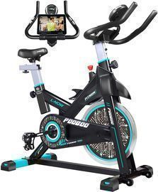 Indoor Cycling Bike w/ LCD Display