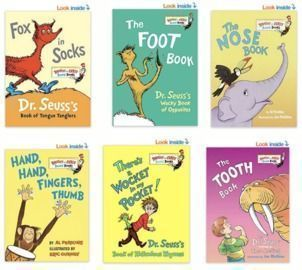 Dr. Seuss Bright & Early Board Books | 40% Off