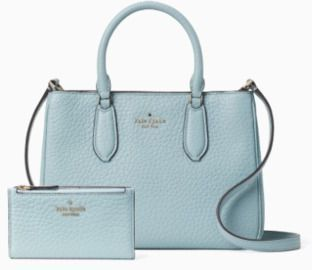 Kate Spade Small Satchel + Wallet