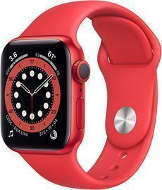 Apple Watch Series 6 (GPS, 40mm) (White or Red)