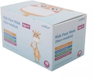 Kids' Non-Medical Disposable Face Masks (50 ct.)