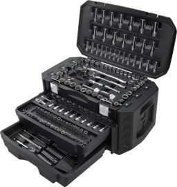 HART Multiple Drive 215-Piece Mechanics Tool Set