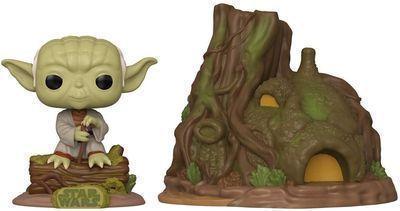 Funko Pop! Town: Star Wars - Yoda's Hut