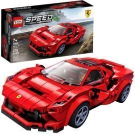 Lego Speed Champions Ferrari F8 Tributo Racing Car