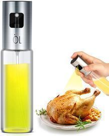 3.4 oz Food-Grade Glass Oil Mister