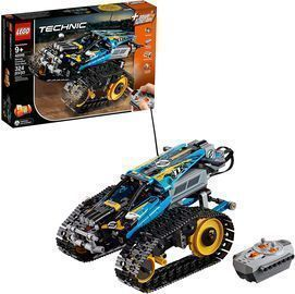 Lego Technic Remote Controlled Stunt Racer Building Kit