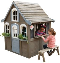 KidKraft Forestview II Wooden Playhouse