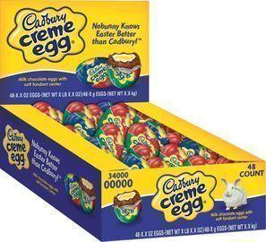 Cadbury Easter Creme Egg 48-Pack