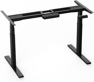 AIMEZO 3-Tier Dual Motor Electric Sit-to-Stand Desk Frame