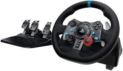 Logitech G29 Driving Force Race Wheel w/ Pedals for PS4/PC