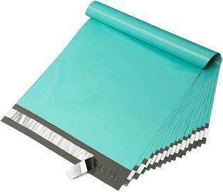 Fuxury 10x13 200pc Teal Poly Mailers