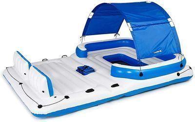 Bestway CoolerZ Tropical Breeze Floating Island Raft