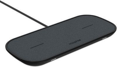 mophie 409903633 Dual Wireless Charging Pad