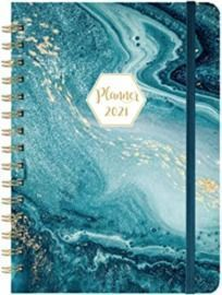 Weekly & Monthly 2021 Planner