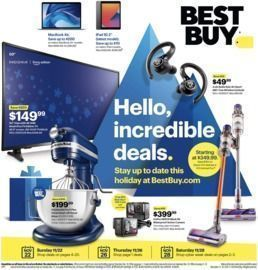 Best Buy - 2020 Black Friday Ad Posted!
