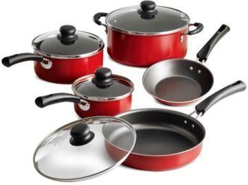 Tramontina 9-Piece Non-stick Cookware Set