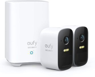 Eufy Cam 2C 1080p 2-Camera Outdoor Wireless Home Security System