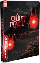 A Quiet Place 4K Blu-Ray Steelbook