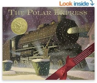 Polar Express 30th anniversary edition Hardcover