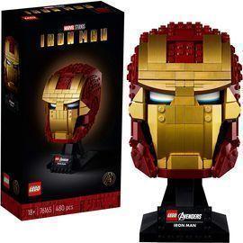 LEGO Marvel Avengers Iron Man Helmet (76165)