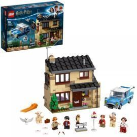 LEGO Harry Potter 4 Privet Drive Building Set