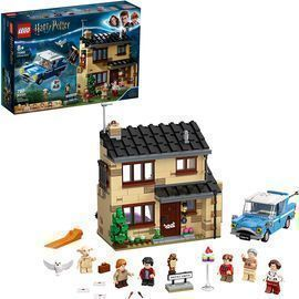 Lego Harry Potter 4 Privet Drive