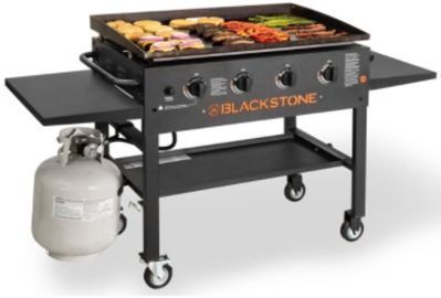 Blackstone 4-Burner 36 Griddle Cooking Station