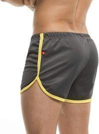 Men's Running Workout Bodybuilding Gym Shorts