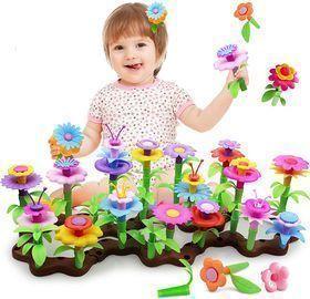 Build a Bouquet Floral Arrangement Playset