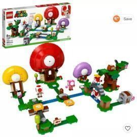 LEGO Super Mario Toad's Treasure Hunt