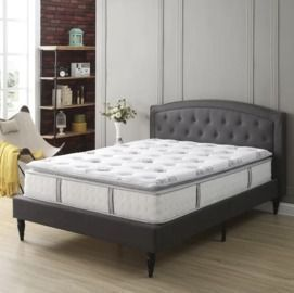 Wayfair Sleep 12 Medium Pillow Top Hybrid Mattress, Queen