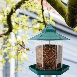 Hanging Gazebo Wild Bird Feeder