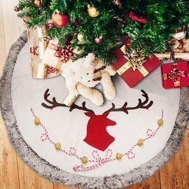 48 Large Christmas Tree Skirt
