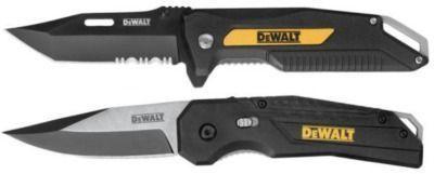 DEWALT Folding Pocket Knife (2-Pack)