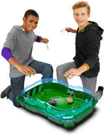 Beyblade Cross Collision Battle Set Game