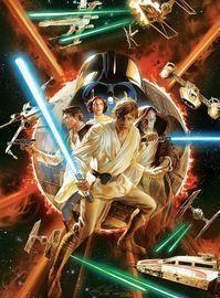 Star Wars Fine Art Collection